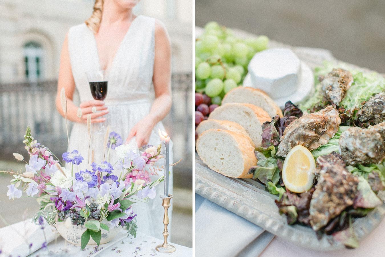 Hochzeitsblumen Provence