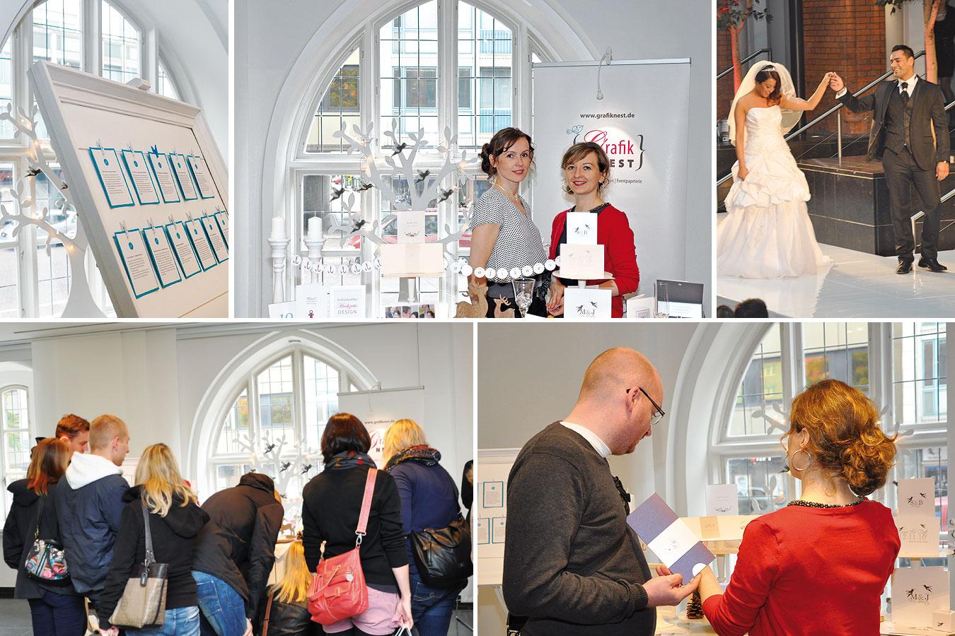 Meine Hochzeitspapeterie auf der Hochzeitsmesse in Hannover