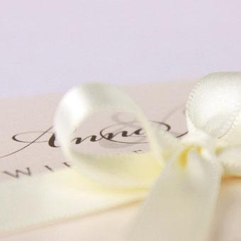{ Anna & Jan - Elegante Hochzeitseinladung }