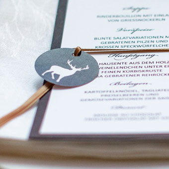 { Chalet Wedding Trendtisch | Love Hamburg Teil II }