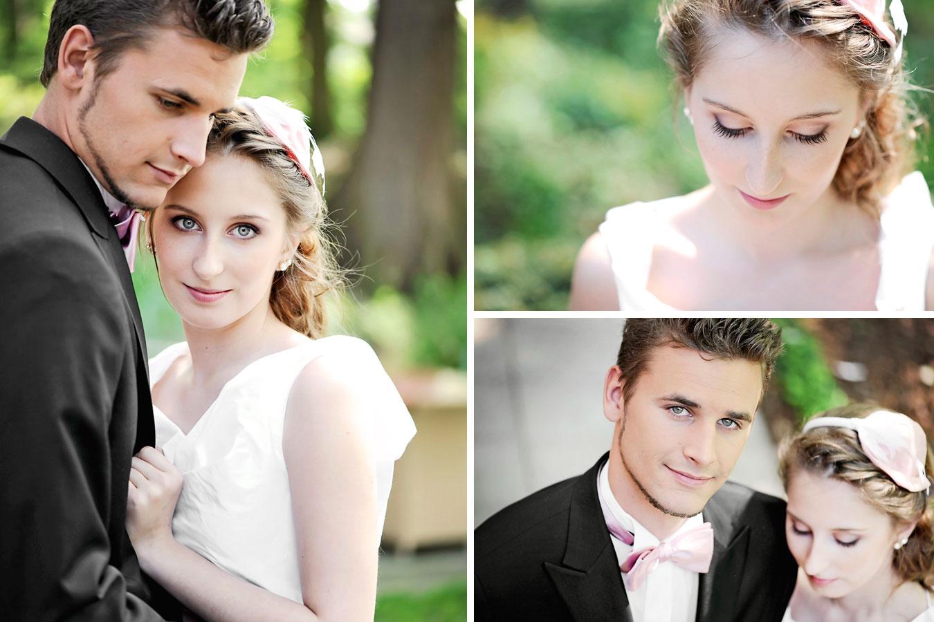 Band fürs Leben Brautpaar