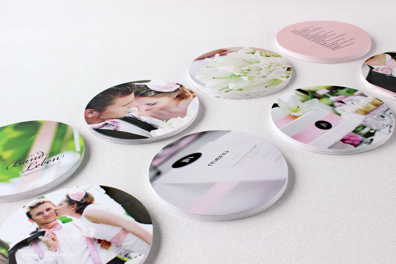CD Booklet Design