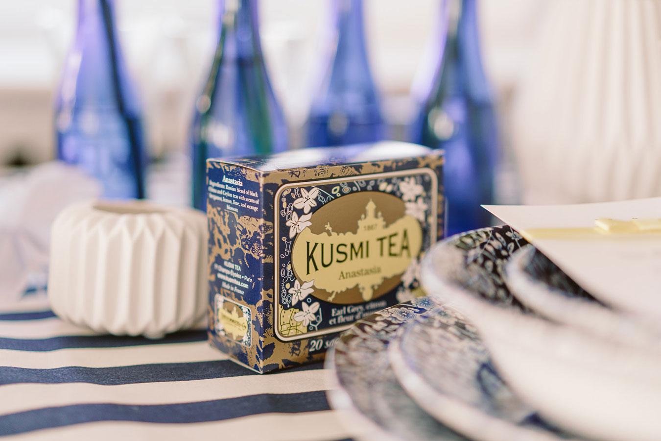 Summer in Sweden Kusmi Tea