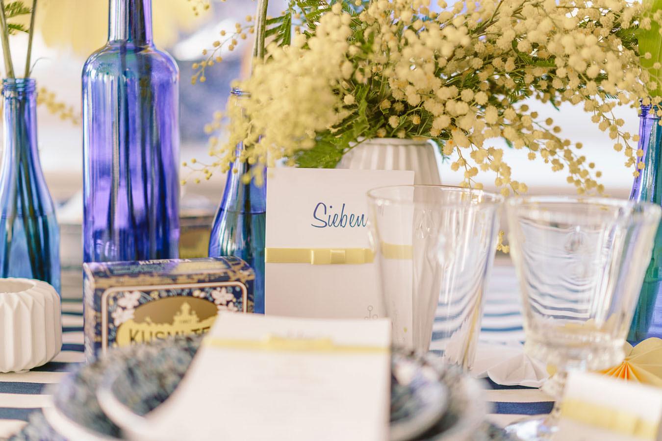 Summer in Sweden Tischnummer
