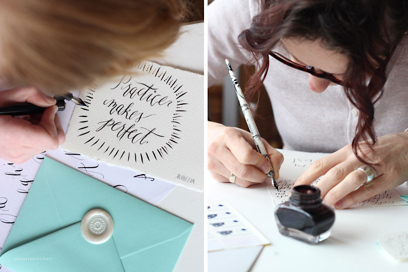 Moderne Kalligrafie Workshop