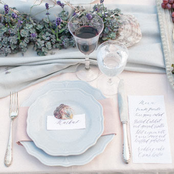 { Fine Art Provence inspired Styled Shoot }